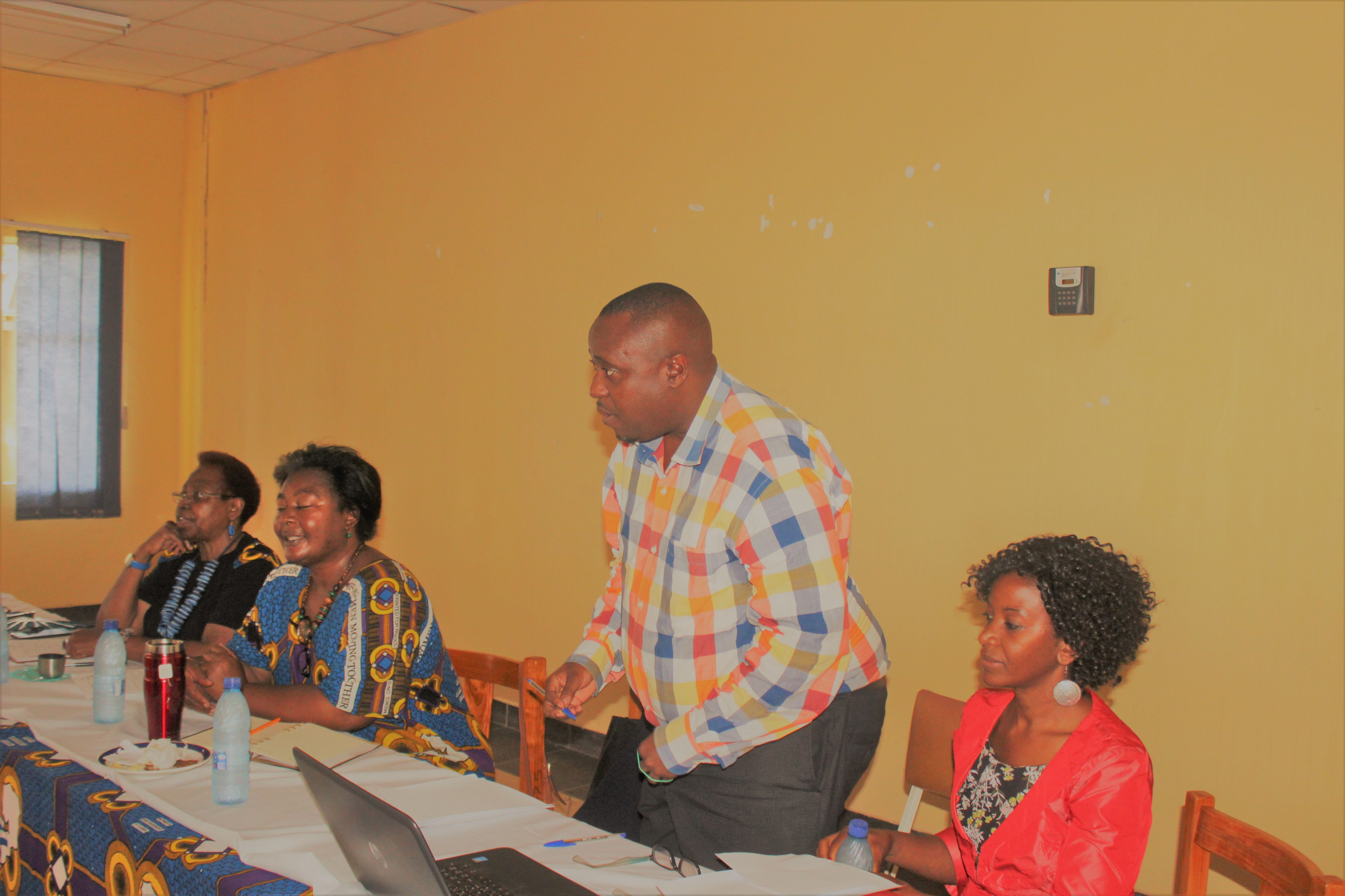 MEMBERSHIP CONSULTATIVE MEETING ON THE GLOBAL FUND, CONSTITUTION AND INTERNATIONAL WOMEN'S DAY