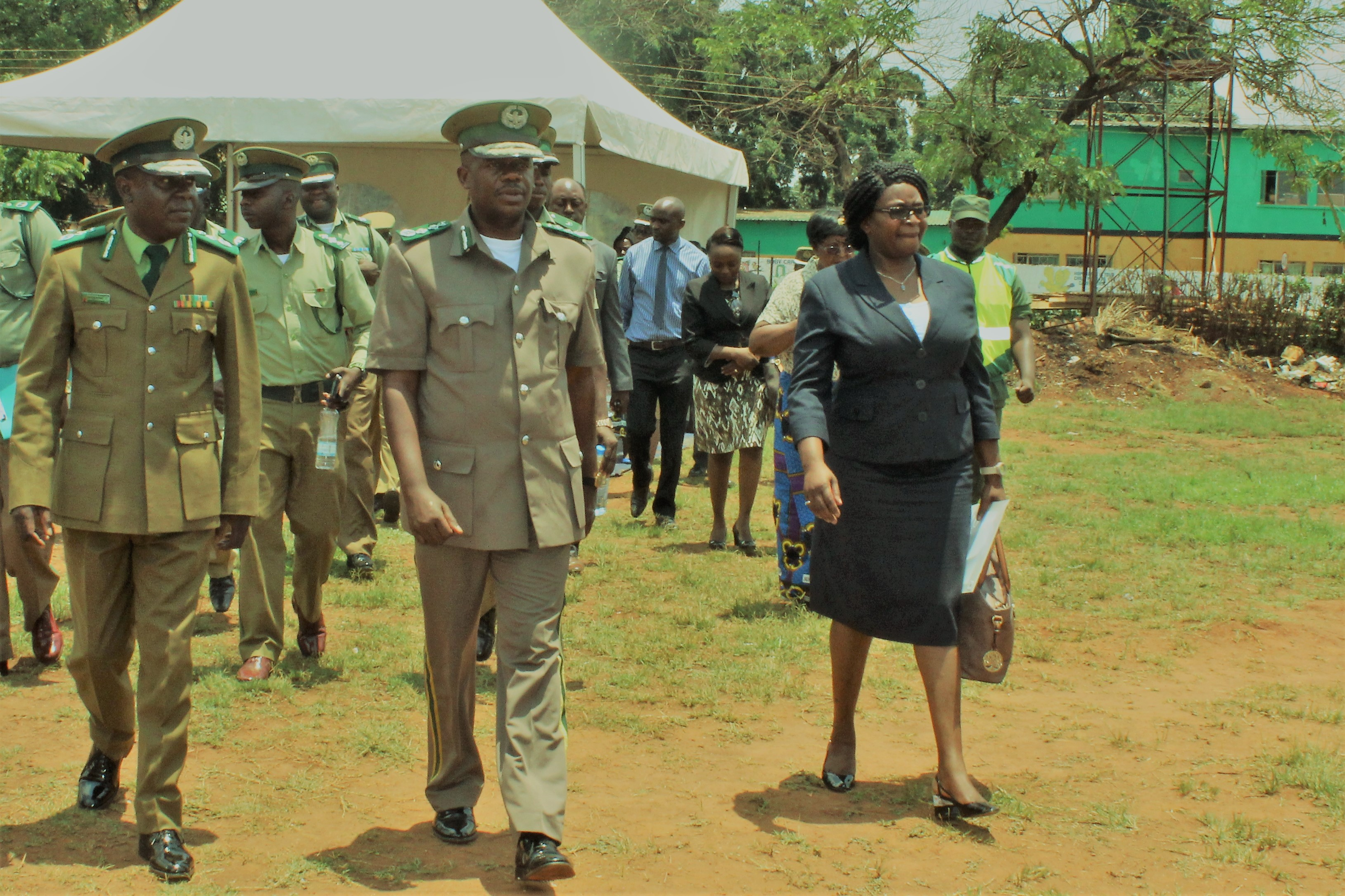 ADDRESS CHALLENGES FACED BY INMATES-NGOCC