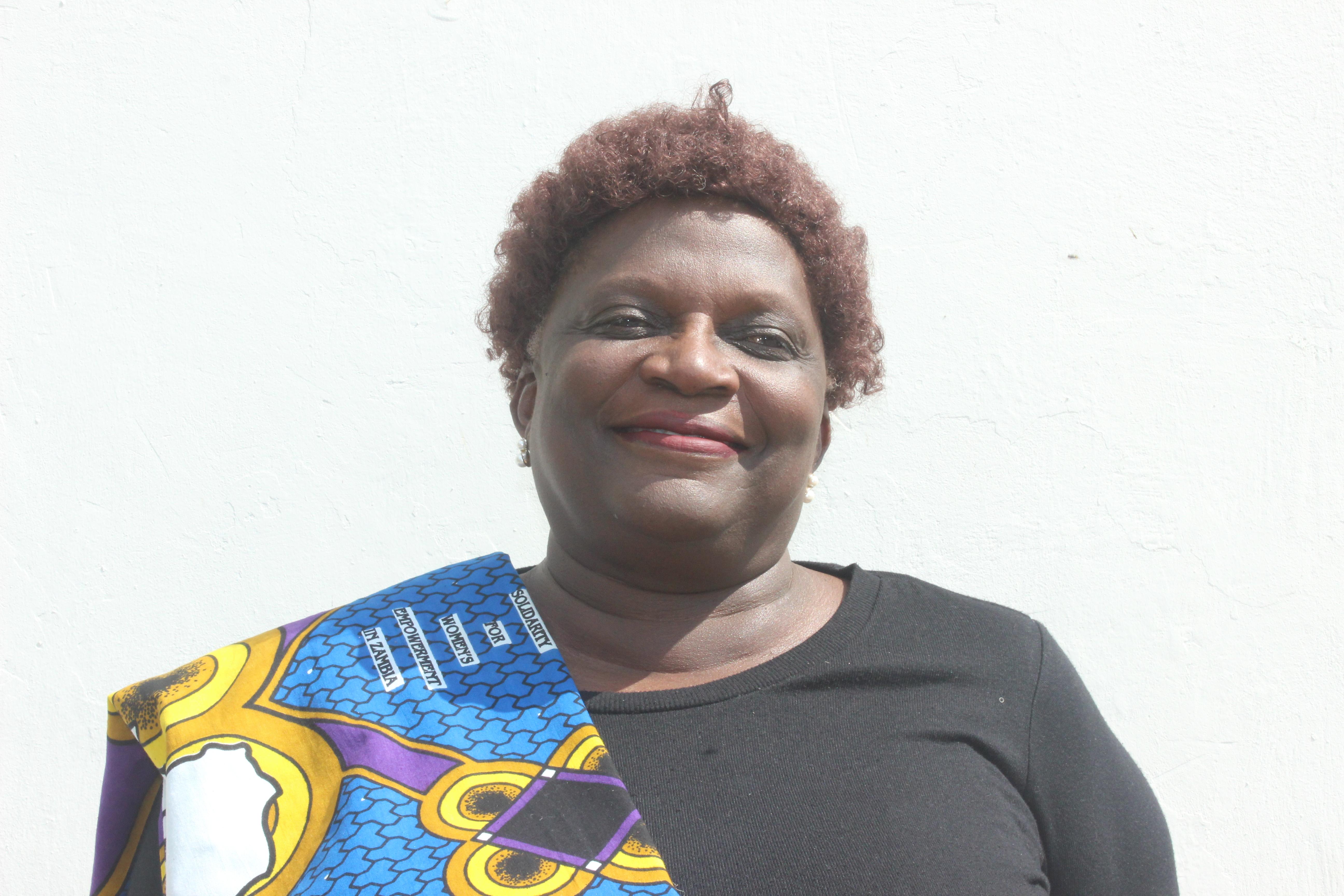 Ms. Daisy Nkhata Ng'ambi