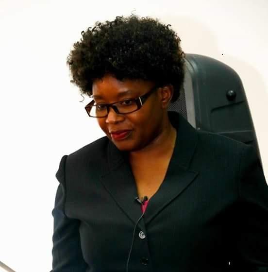 NGOCC Executive Director Ms Engwase Mwale Awarded