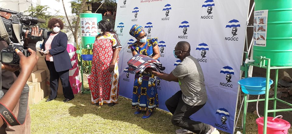 Giving to the Homeless, Needy Important - NGOCC