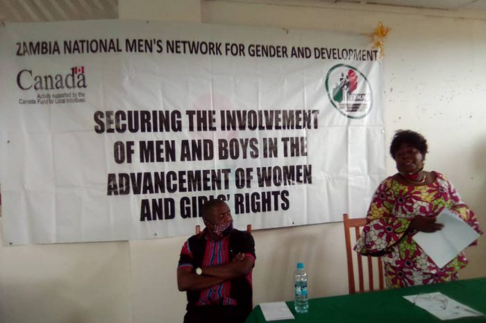 Report male politicians soliciting for sexual favours - ZNMNGD