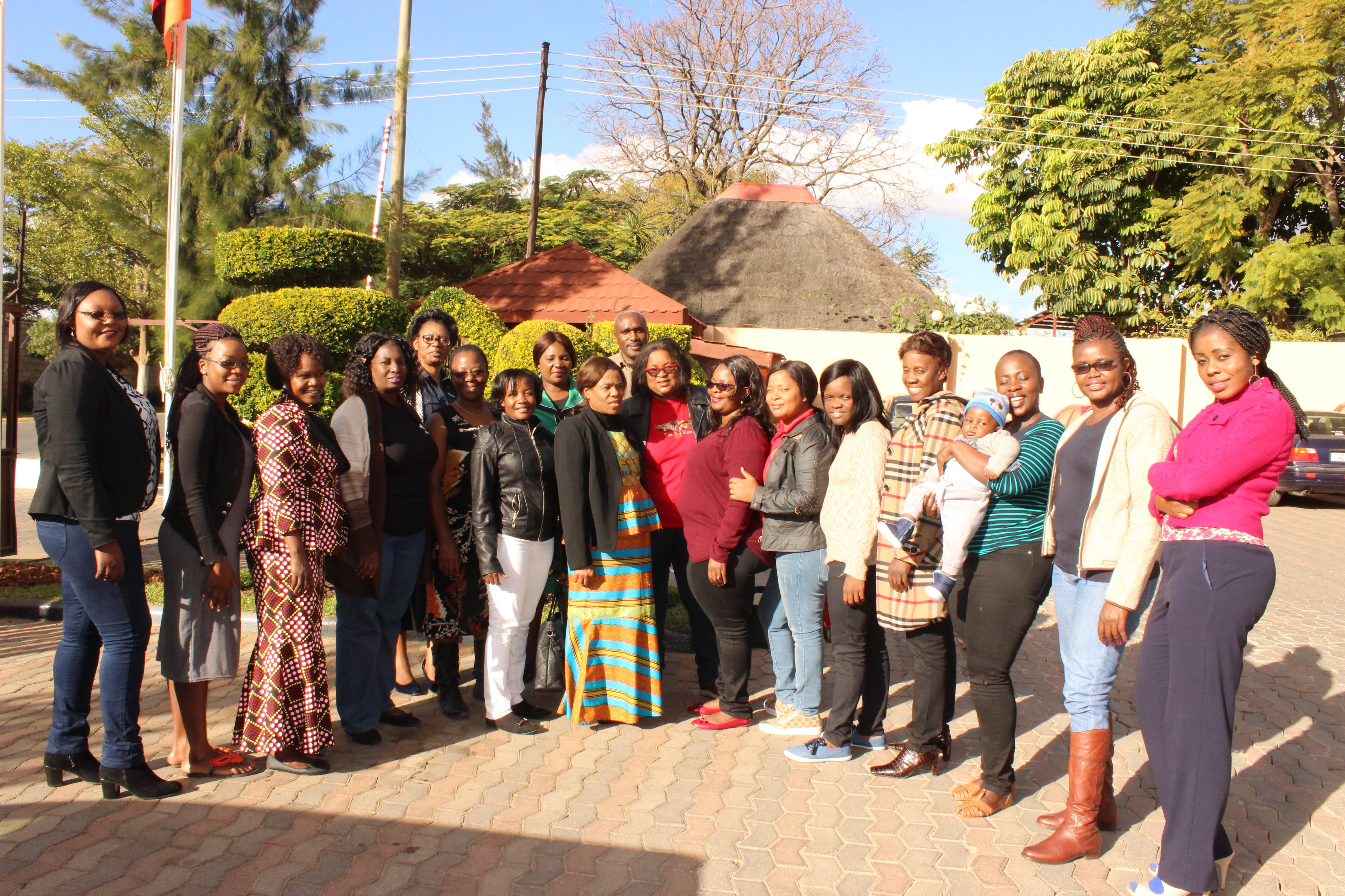 NGOCC and ZCTU Partner in Gender Awareness Training