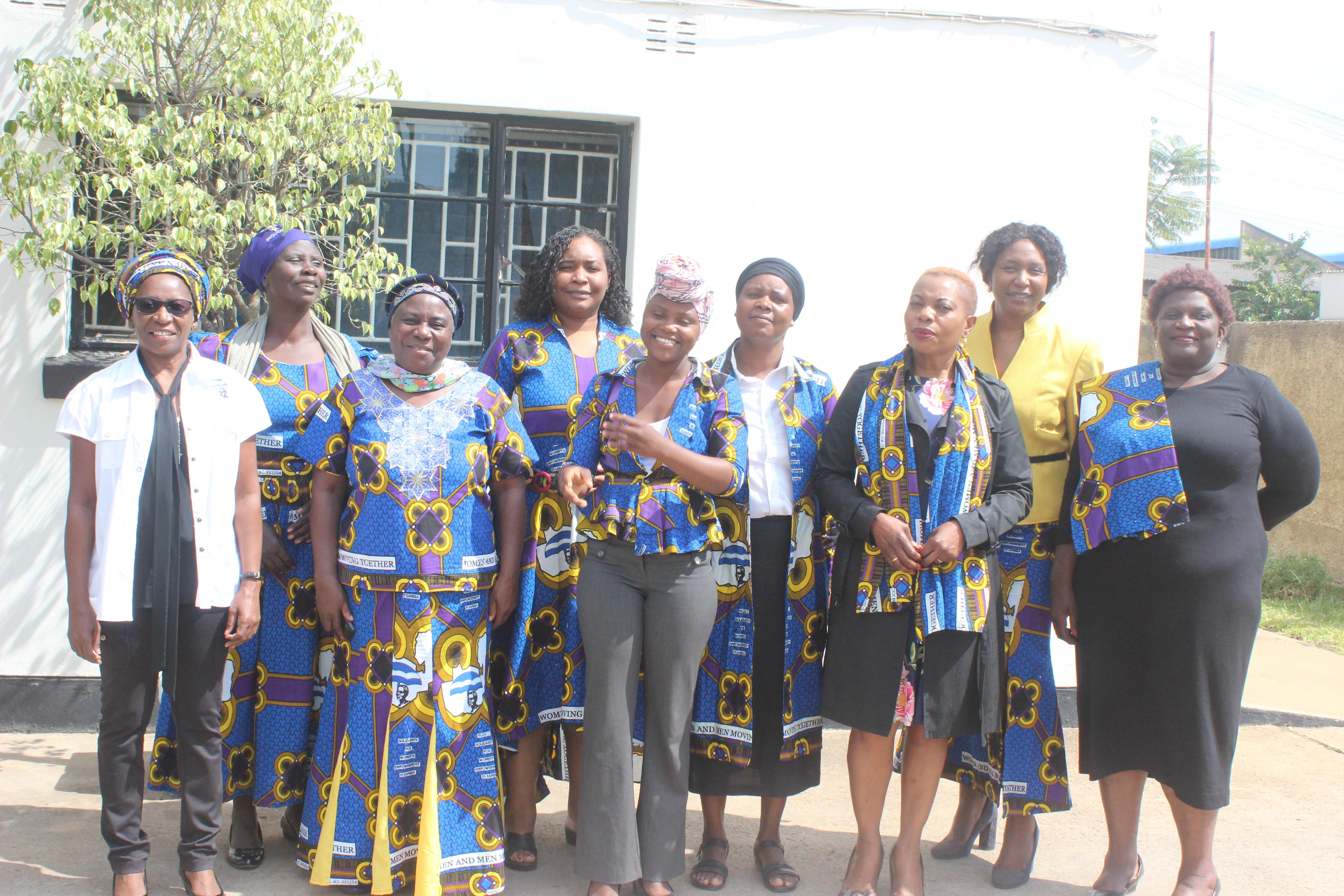 MARY MULENGA IS NEW NGOCC CHAIR