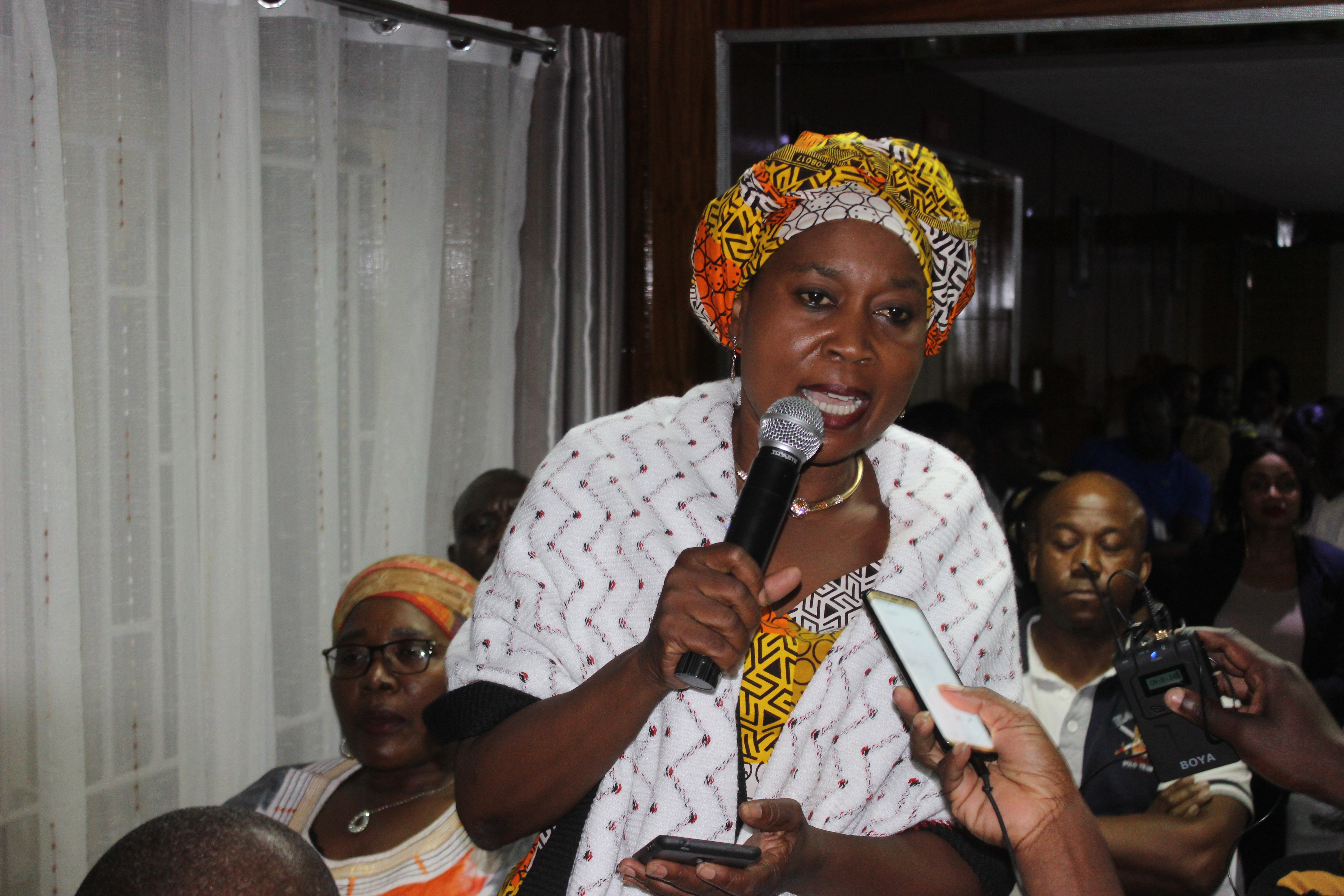 KATUBA MP PATRICIA MWASHINGWELE DIES  ...as number of female MPs dwindles