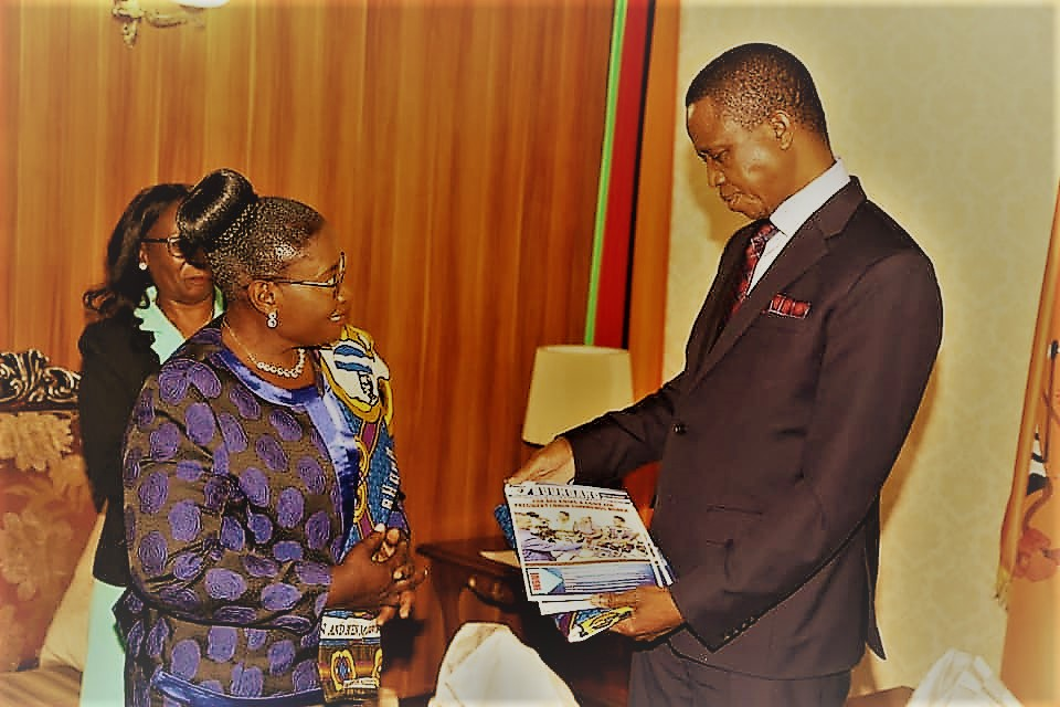 I TAKE GENDER EQUALITY ISSUES SERIOUSLY- PRESIDENT LUNGU