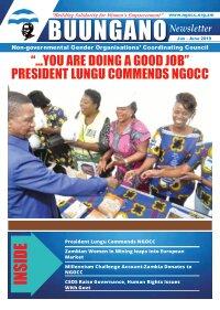 Buungano Newsletter January to June 2019